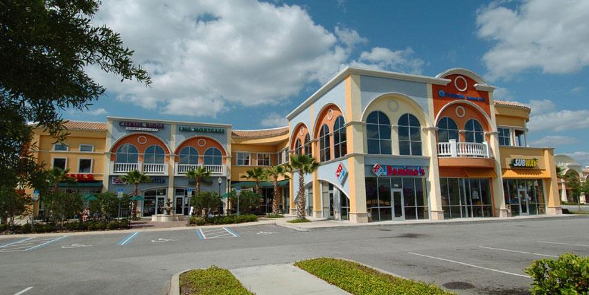 Shoppes at Vista del Lago – Phase I
